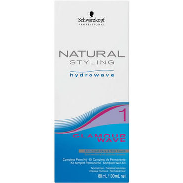Schwarzkopf Professional Natural Styling Glamour Wave 1