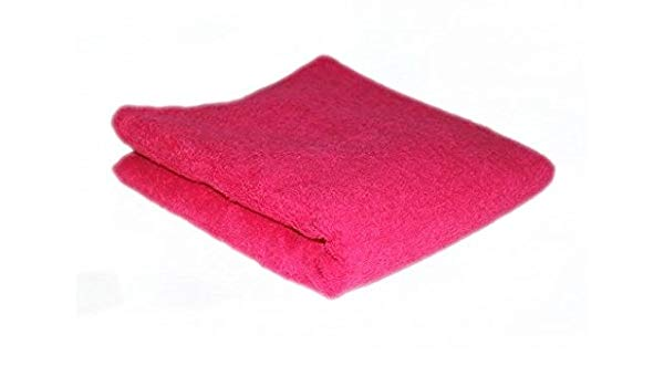 hair tools PINK bleach proof towels pack of 12