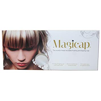 MAGICAP Pro Salon Silicon Hairdressing Highlighting Frosting Cap