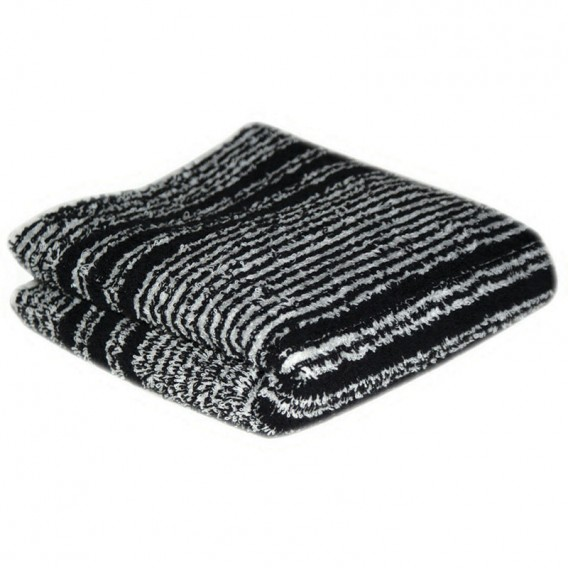 crown Black And White Tinting Towels Pack Of 12